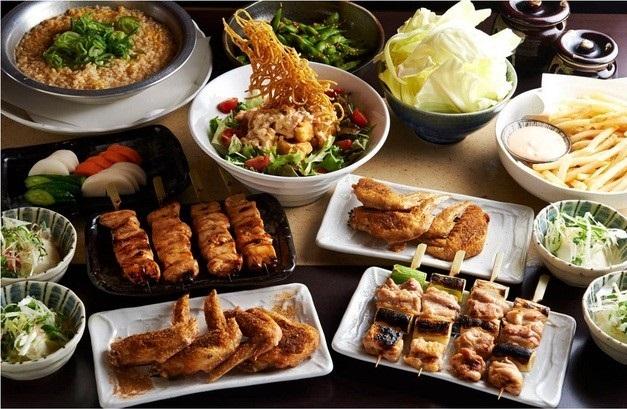 とりいちず酒場 鶴見東口店の食べ飲み放題コース